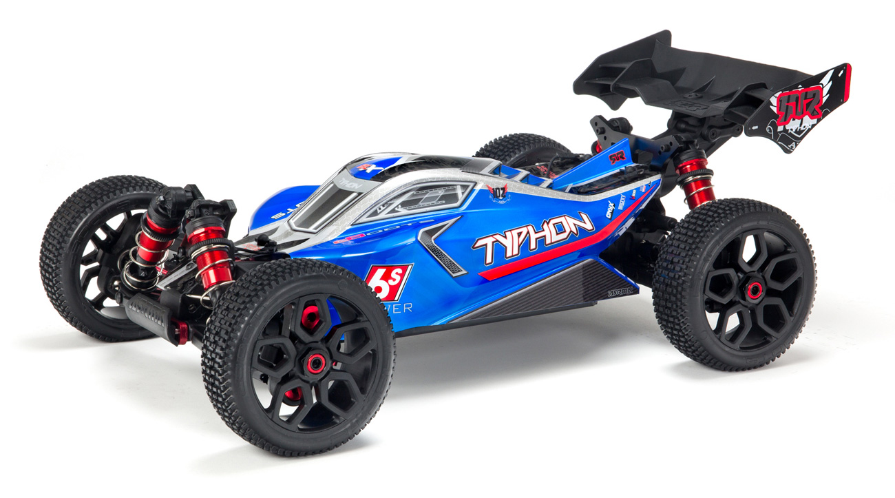 Arrma Typhon 1/8 buggy rtr brushless