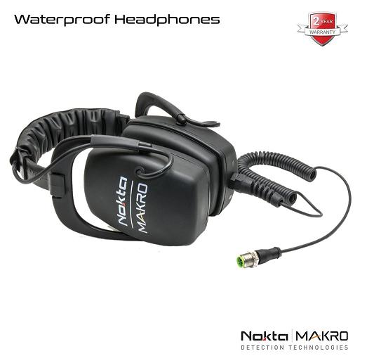 Nokta waterproof headphones