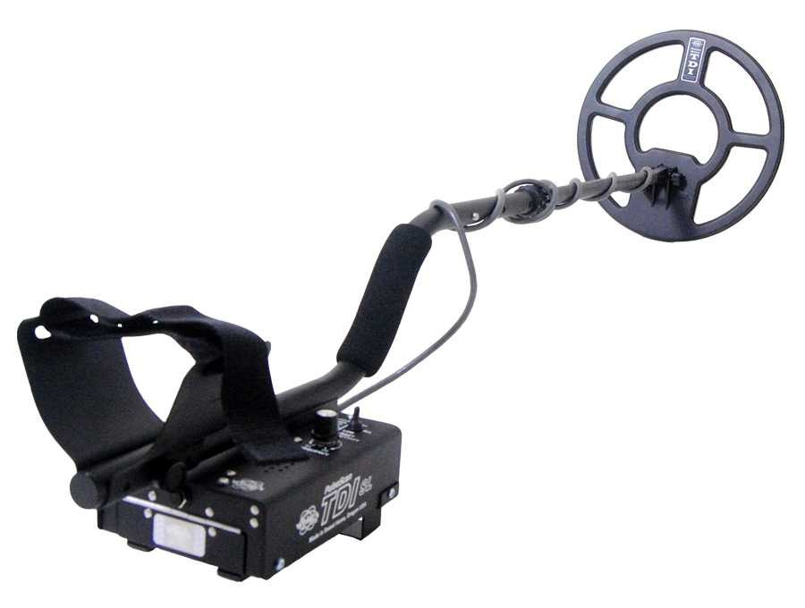 Whites TDI SL pulse induction metal detector